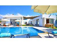Cyprus, Paphos 5 bedroom exclusive villa in Coral Bay