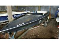 Panthom speed boat