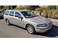 Volvo V70. 2 months MOT. Good runner.