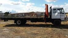 Mitsubishi FM515 Crane Truck Horsham 3400 Horsham Area Preview