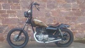 Honda Cm 125cc Bobber Motorcycle