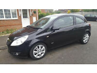 58 PLATE VAUXHALL CORSA 1.3 CDTI DESIGN ECOFLEX, LADY OWNER, ONLY 83K FULL SERVICE HISTORY,