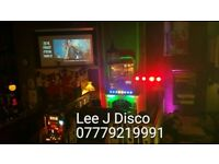 Mobile Disco & Karaoke Lee J