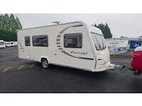 Bailey Pageant Champagne series 7 4 berth caravan 2010 AWNING, motor mover VGC,BARGAIN !