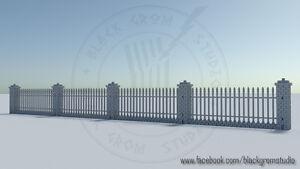 Park-fence
