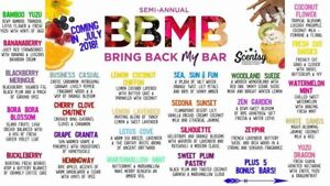 Scentsy's Bring Back My Bars available now!