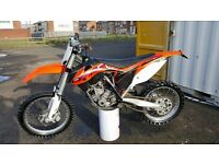 Ktm 350 sxf 2014 /50hrs use from new