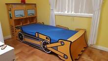 Kids BullDozer Bed Phillip Bay Eastern Suburbs Preview