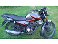 Keeway RK 125, 1 owner, good condition, perfect first time/learner bike