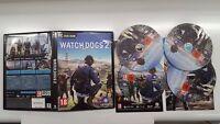 Watch Dogs 2 Pc Confezione Gioco Solo Senza Gioco Incluso Nuovo Originale Uk -  - ebay.it