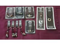 Various silver/pewter items - ex-shop stock.
