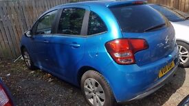 CITROEN C3 FULL YEAR MOT LOW MILES PANORAMIC ROOF ONE YEAR MOT (EXCLUSIVE OFFER THIS WEEK £200 OFF)