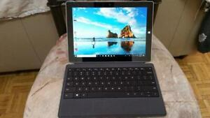 Surface 2 With Keyboard & Box Touch Screen quad Core 32 gb SSD Storage 2 gb Ram 10.6 inch Screen 1920 x 1080