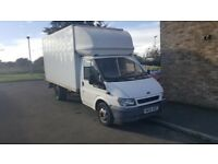 transit 2.4 tddi luton 2006 06 excellent driver pulls well mot 1 year no issues at all, low miles
