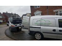 D&O MOTOR SERVICES MOBILE MECHANIC NORTH EAST