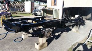 Holden 1 Tonne Ute chassis Bonnells Bay Lake Macquarie Area Preview