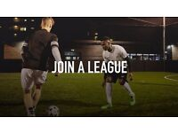 5-A-SIDE LEAGUE TEAMS WANTED