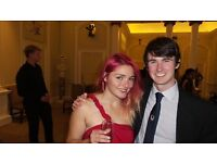 Young professional couple looking for one-bed flat with parking
