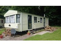 L&C's Haggerstone Castle Caravan Private Let
