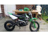 125cc DIRTBIKE FOR SALE BRANDNEW