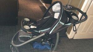 Grace jogging stroller