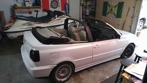 VW Cabrio NEW PAINT JOB