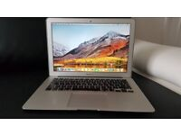 APPLE MACBOOK AIR 13 INTEL CORE I7 1.7GHZ 256GB SSD 8GB RAM EXCELLENT