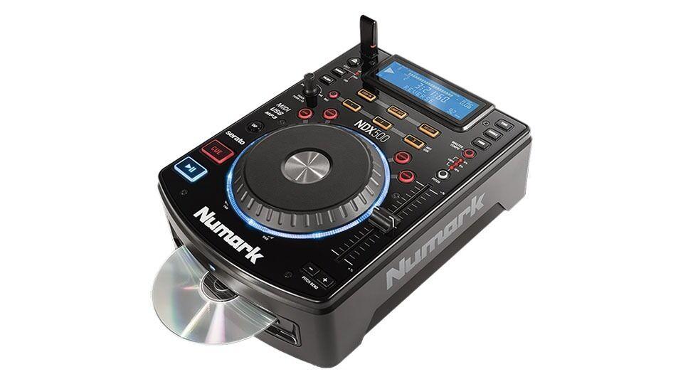 Numark NDX500 CD/USB/Serato Player/Controller | in