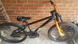 X-Rated Kids/Childrens Bike