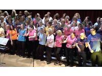 Join a New Choir in Falkirk - Sing in the City
