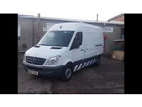 Mercedes Sprinter MWB excellent van, recovery, tyre van,