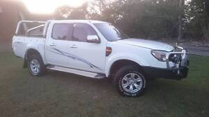 2010 Ford Ranger XLT 4X4 Ute Torquay Fraser Coast Preview