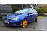 Ford Focus ST170 MOT March 2018