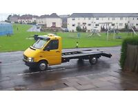 Vw lt35 recovery truck, 04 reg, 2.5tdi, 130k miles, mot 1 year, runs great! £4495 galston