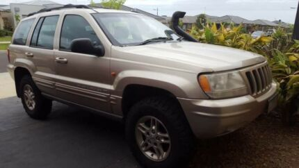 Wanted: 1999 Jeep Grand Cherokee Limited WJ V8 Auto
