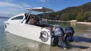 TRAILERABLE SPORT/FISHING POWER CATAMARAN | 6.50 METRES Corlette Port Stephens Area Preview