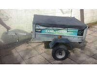 4x3 camel car/ camping trailer