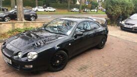 Celica gen 2.0 turbo GT-4 st205 88k 311bhp loadz of rare extras