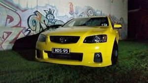 2011 Holden Commodore Ute VE SV6 Series 2 Wellington Point Redland Area Preview