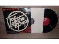 BBC Best of Top Of The Pops Vinyl LP Record - LP in VGC