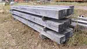 Recycled Hardwood Timber Posts Dungog Dungog Area Preview