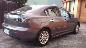 MAXX Mazda3 Automatic  Sport 2008 North Hobart Hobart City Preview
