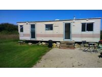 **REDUCED PRICE - Cornwall static caravan countryside holiday
