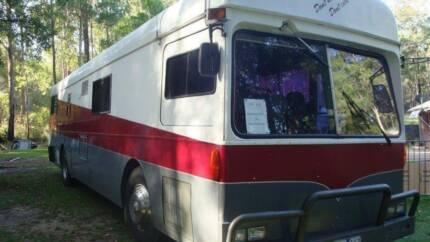 Bus Motorhome Quick Sale Landsborough Caloundra Area Preview