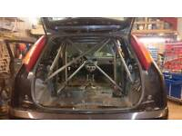 Ford focus roll cage