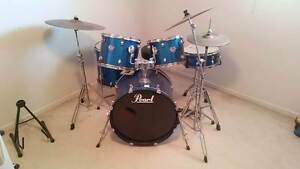 For Sale: Pearl Drumkit Marcoola Maroochydore Area Preview