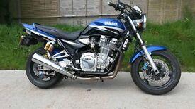 Yamaha XJR1300 SP 2002