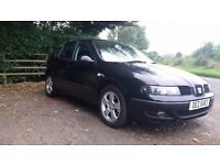 2005 Seat Leon 1.9 Tdi Moted for 1 full year £1080