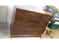 Antique chest of drawers in need of some TLC