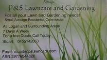 Acreage P&S Lawn Care and Gardening Logan Area Preview